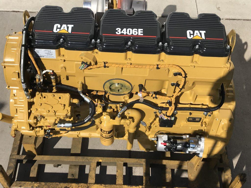 Cat 3406E
